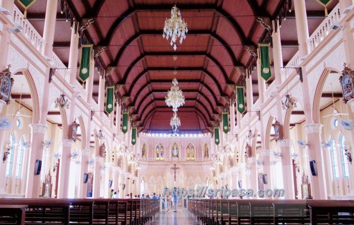 タイの教会