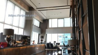 『The Okura Prestige Bangkok(オークラ・プレステージ・バンコク)』ロビー