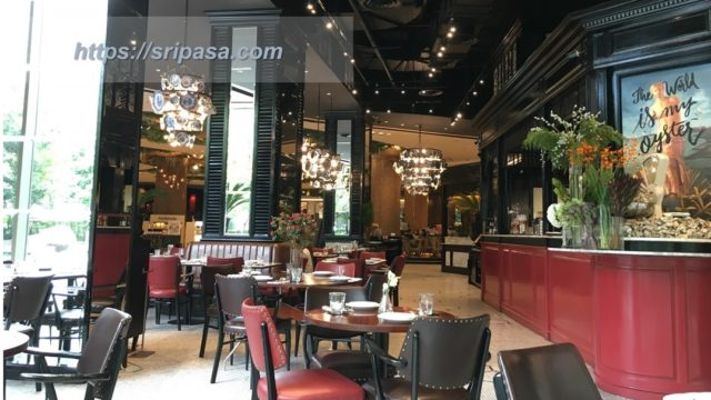 Another Hound Cafe(Siam Paragon)の店内