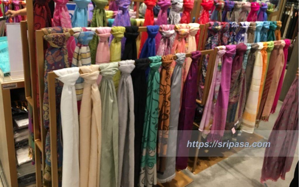 バンコクで買える『タイ旅行のおすすめお土産』@スワンナプーム空港