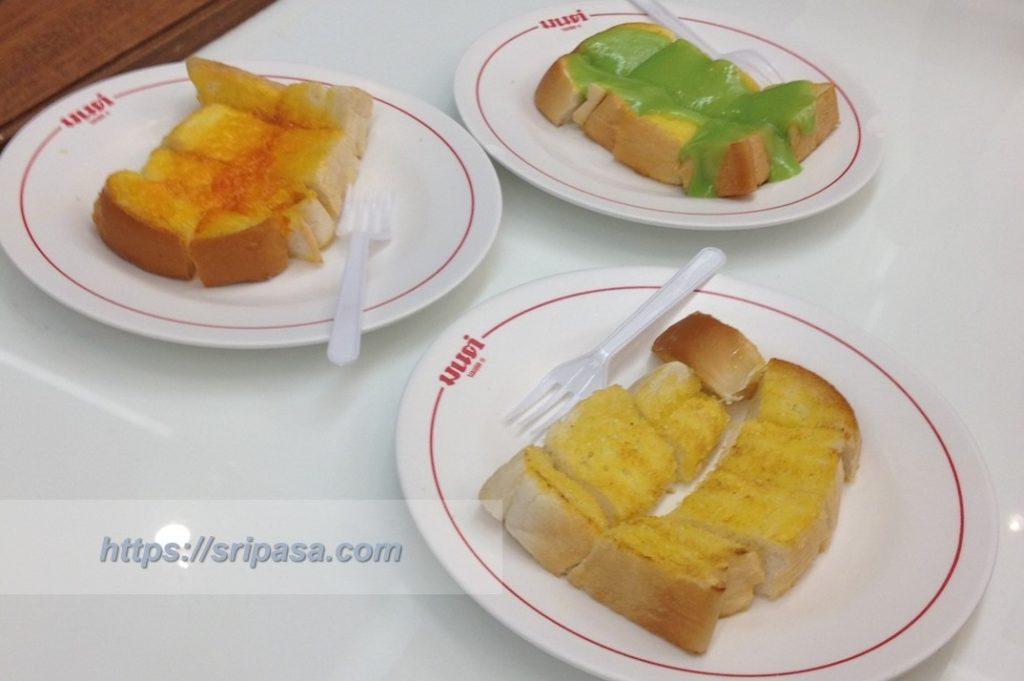 【タイ語単語】調理時に使える動詞一覧【タイ料理】(カノムパン・ピン)トースト