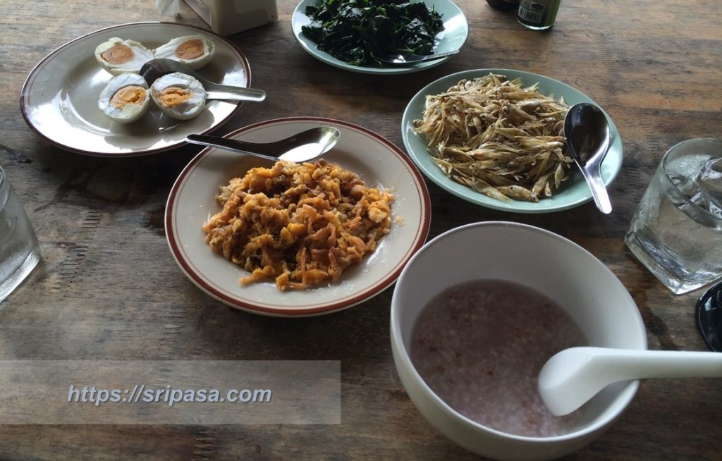 【タイ語単語】調理時に使える動詞一覧【タイ料理】(カオトム)お粥