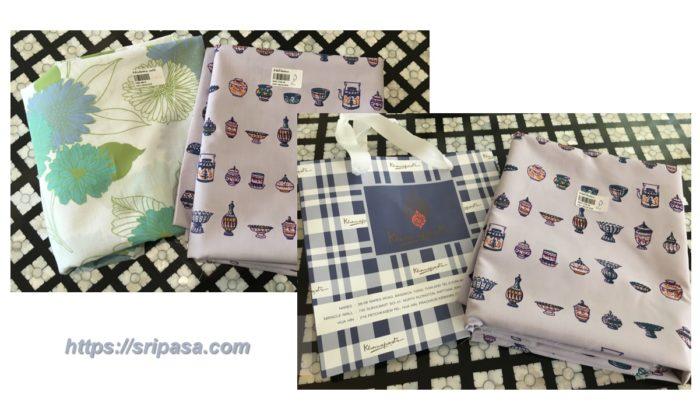 タイコットンのお店「コマパット/Khomapastr」で購入した布