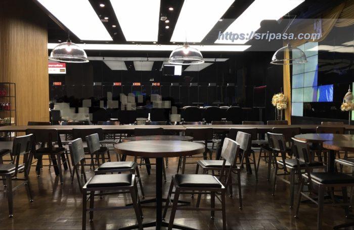 タイ・バンコクのCafe「True Coffee」(セントラル・エンバシー店)