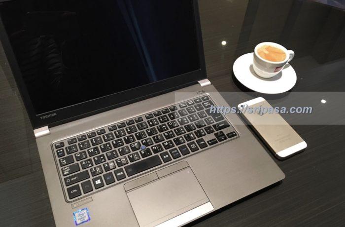 Toshiba dynabook RZ63/AS
