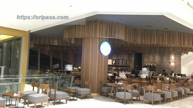 starbucks iconsiam bangkok