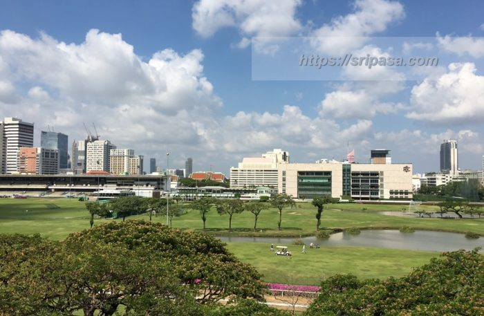 siam golf course bangkok thailand
