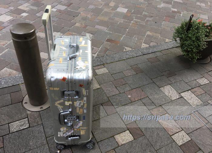 リモワ/RIMOWA トパーズ/Topas