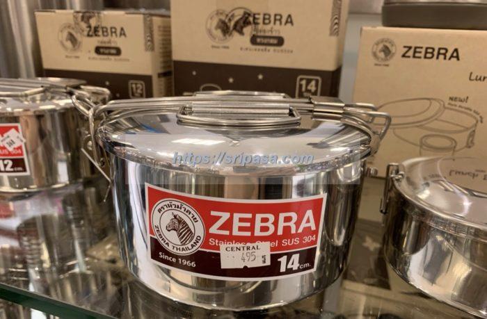 ZEBRA Thailand ゼブラ・タイランド(セントラル・チットロム)