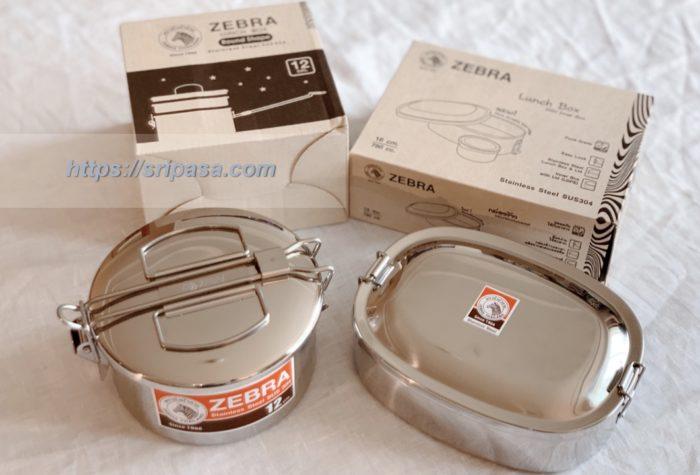 ZEBRA Thailand ゼブラ・タイランド弁当箱