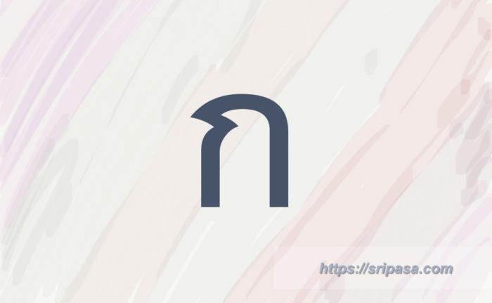 顔文字に使われているタイ語 子音の文字 ก