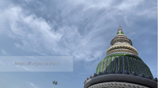タイ バンコク エラワン博物館