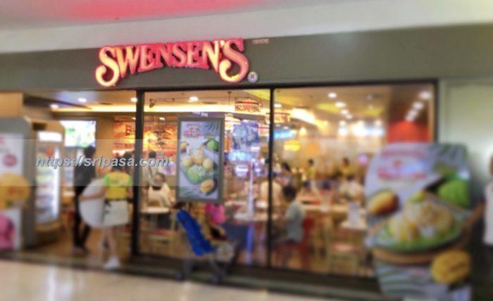 タイ・バンコクのアイスクリーム屋「SWENSEN'S」