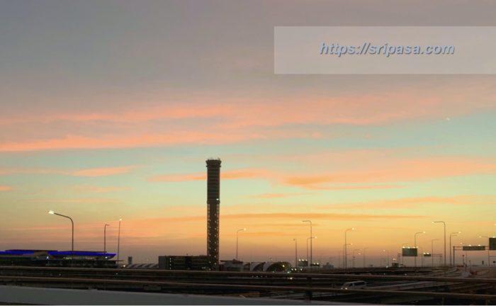 タイ・スワンナプーム空港