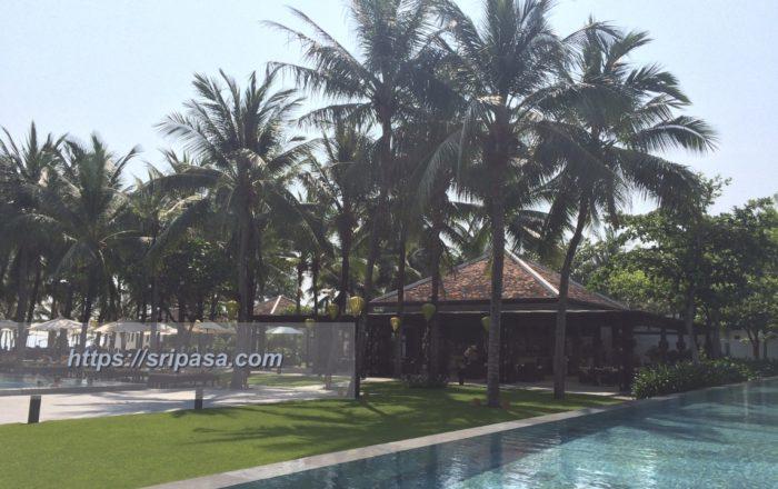 ベトナム・ホイアンのビーチ