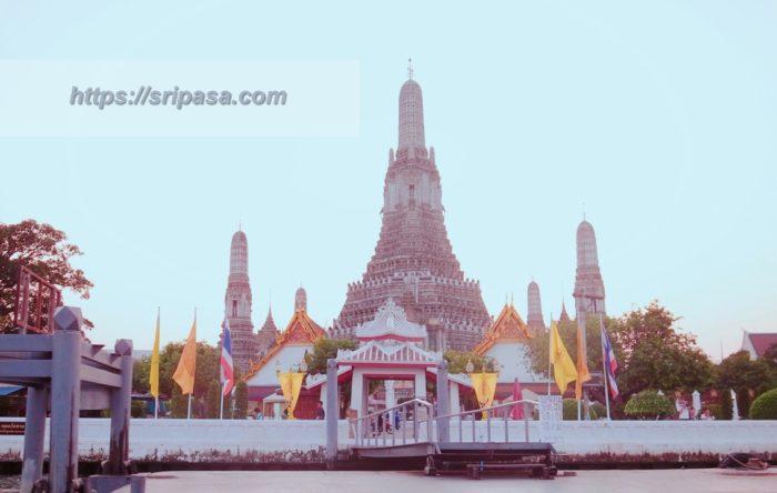 タイ・バンコク・ワットアルン