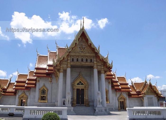 タイ・ワットベンチャマボピット