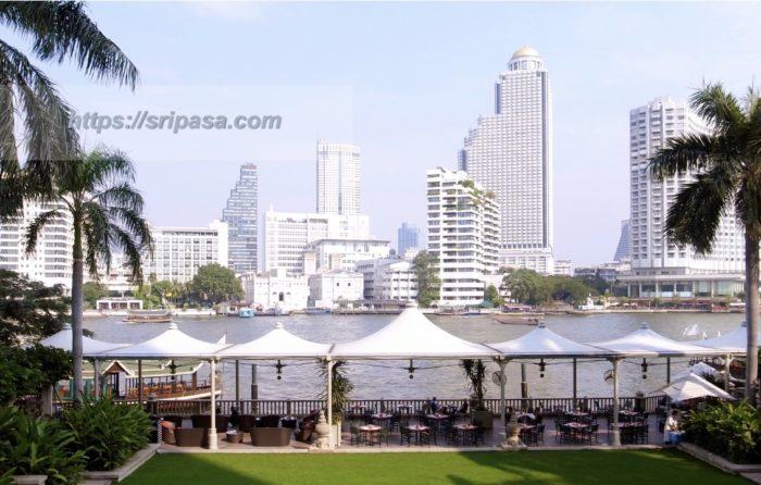 タイ・バンコク・ペニンシュラホテル