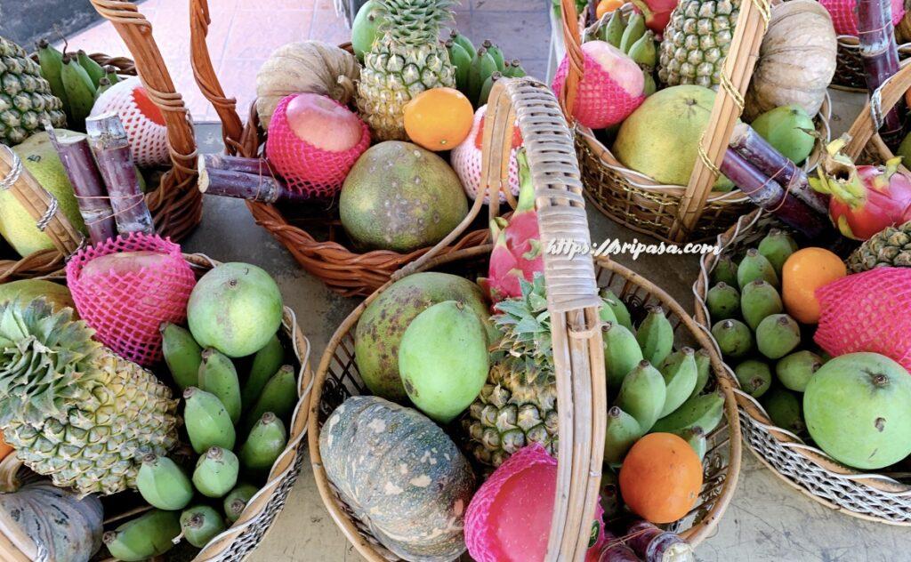 タイの果物