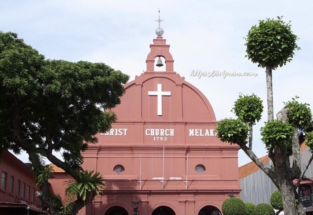 マラッカの教会