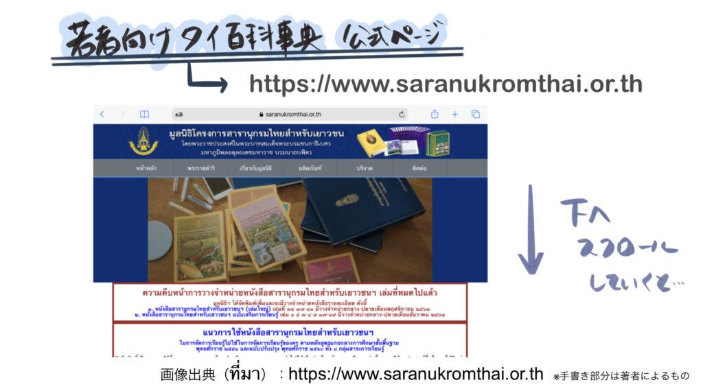 タイ百科事典 ウェブ版