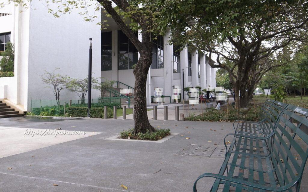 チュラロンコン大学(2010年撮影)