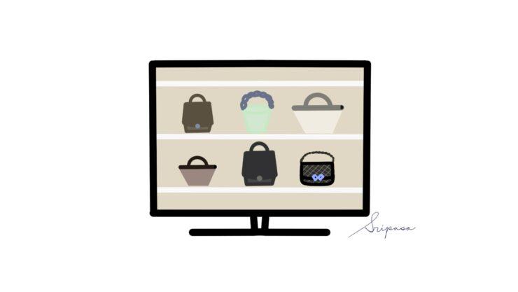 テレビショッピング(イメージ)